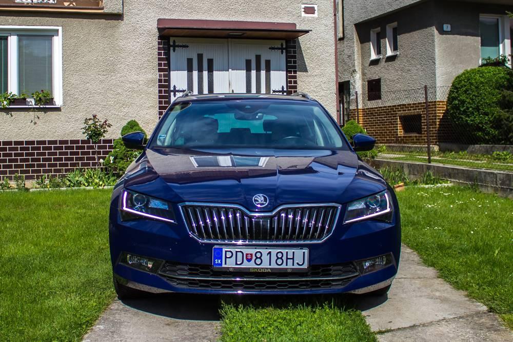 Škoda Superb Combi 2.0 TDI 190k L&K DSG EU6