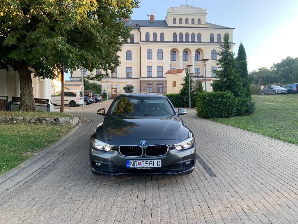 BMW rad 3 318i Advantage