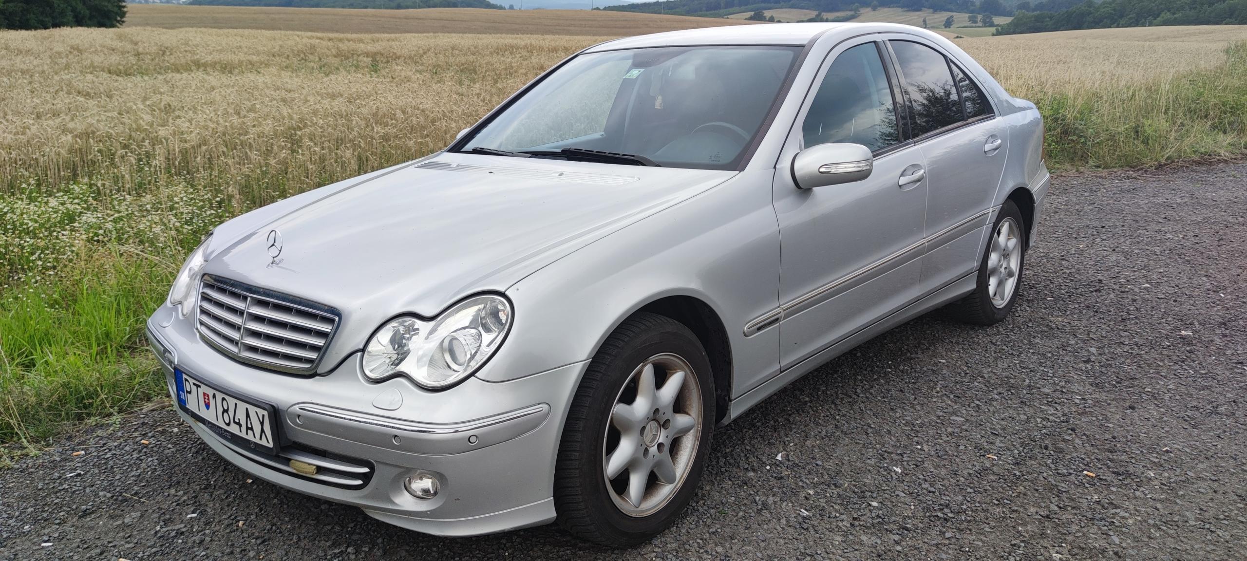Mercedes-Benz C trieda Sedan C200 CDI
