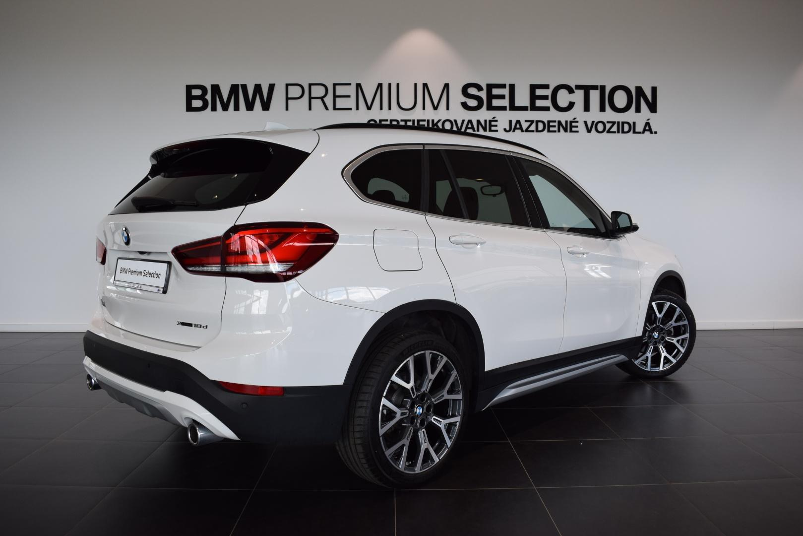 BMW X1 xDrive 18d xLine (F48)