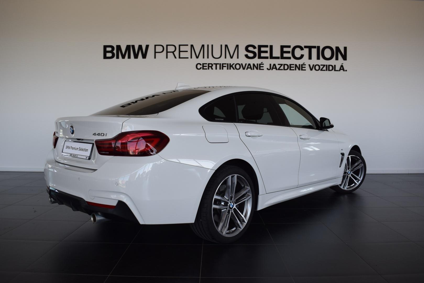 BMW rad 4 Gran Coupé 440i xDrive M Sport (F36)