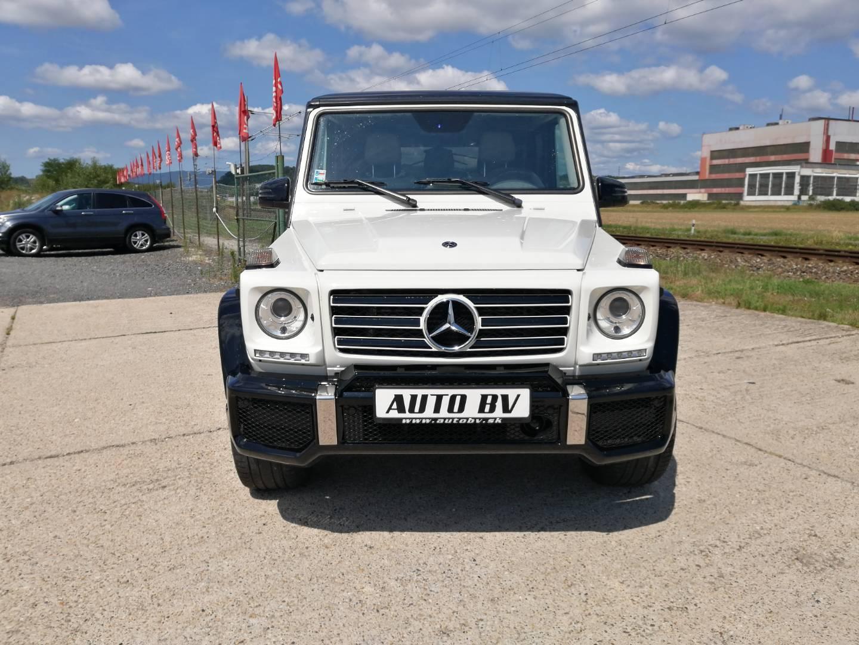 Mercedes-Benz G trieda 350 BlueTEC L