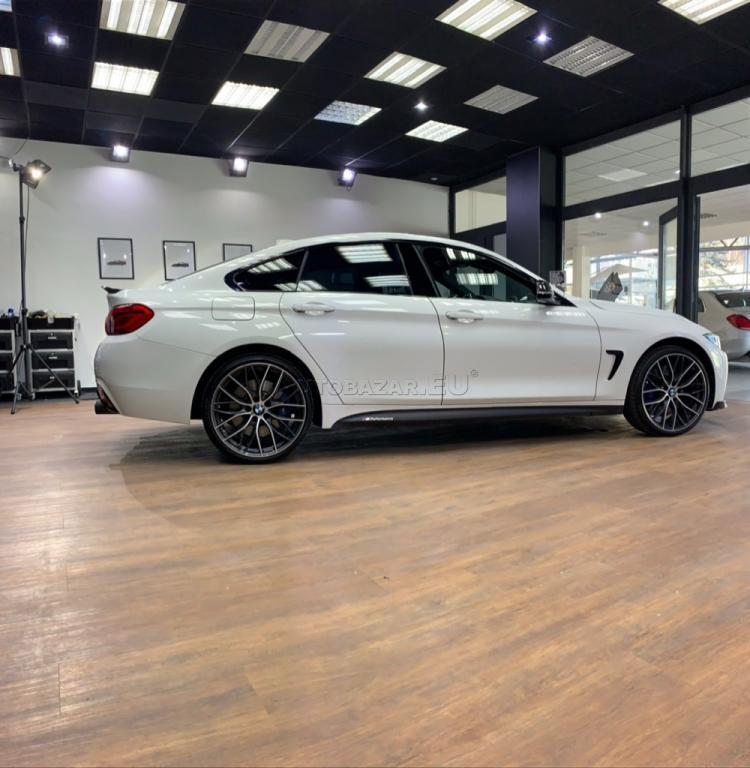 BMW rad 4 Gran Coupé 440i xDrive M Sport A/T (F36 mod.17)