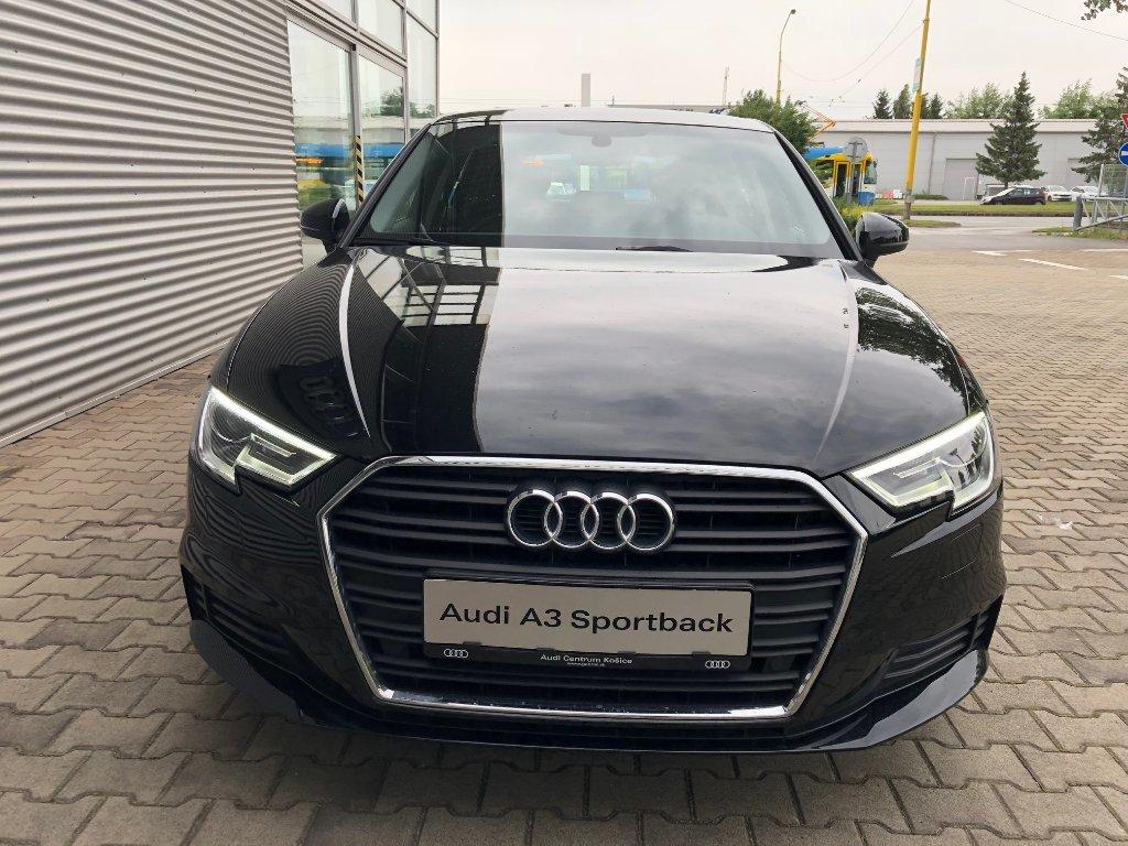 Audi A3 Sportback A3 SP ENTRY Basis 1.5 TFSI STR ACT ... bbab68d0425