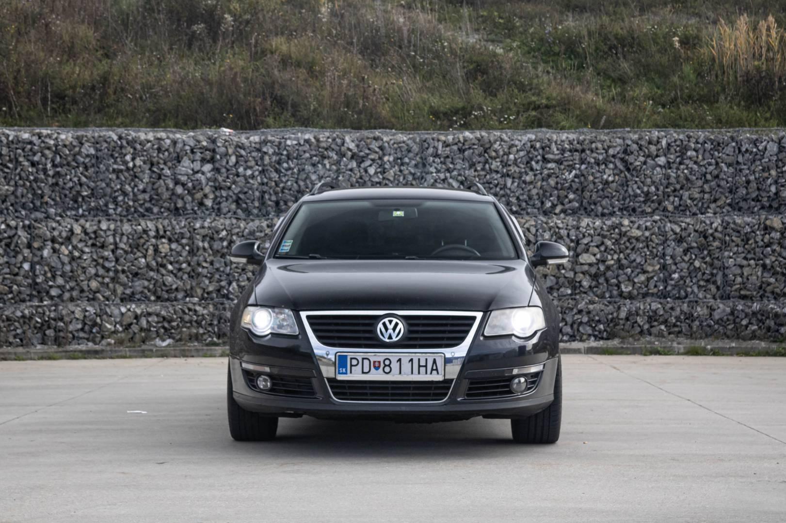 Volkswagen Passat Variant 2.0 TDI Highline DSG