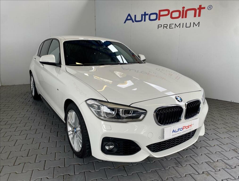 BMW Řada 1 1, 5 118i M-Packet