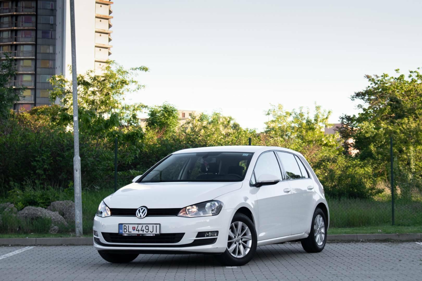 Volkswagen Golf 1.2 TSI BMT 105k Comfortline DSG