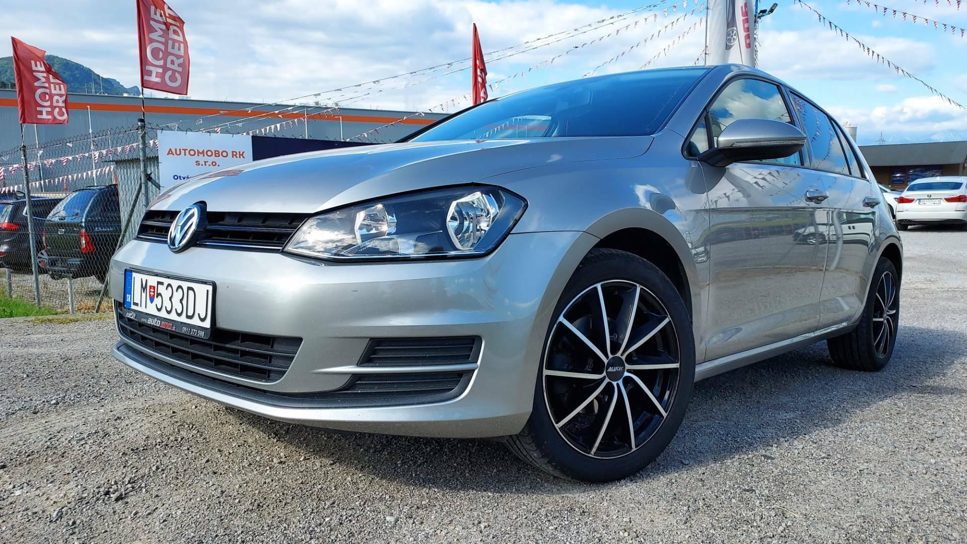 Volkswagen Golf 1.2 TSI BMT 105k Comfortline