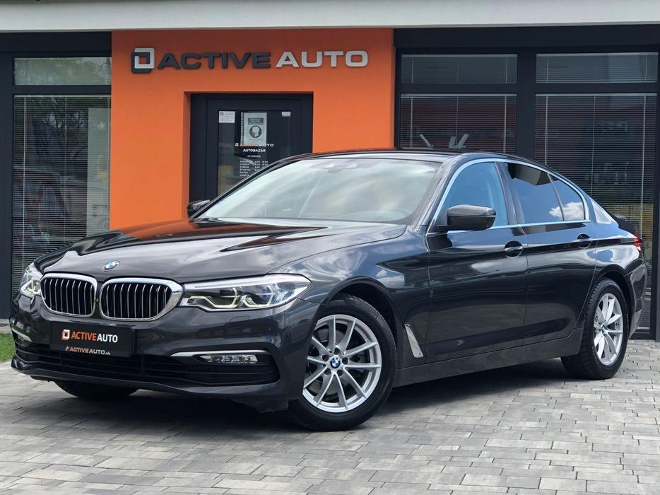 BMW rad 5 520d xDrive AT/8