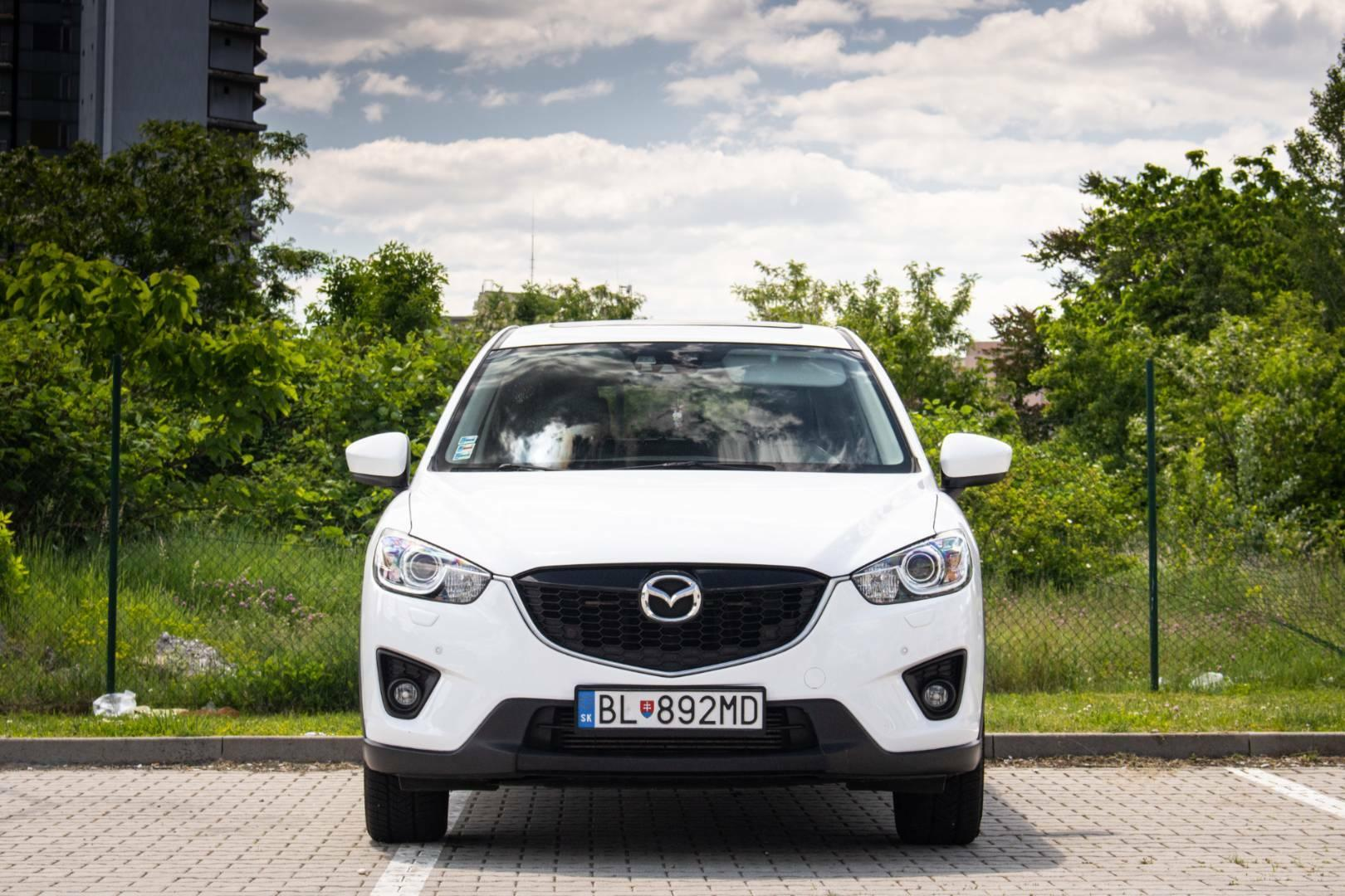 Mazda CX-5 2.2 Skyactiv-D AWD Attraction A/T