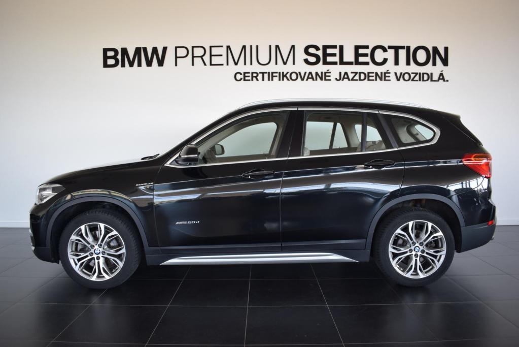 BMW X1 xDrive 20d xLine (F48)