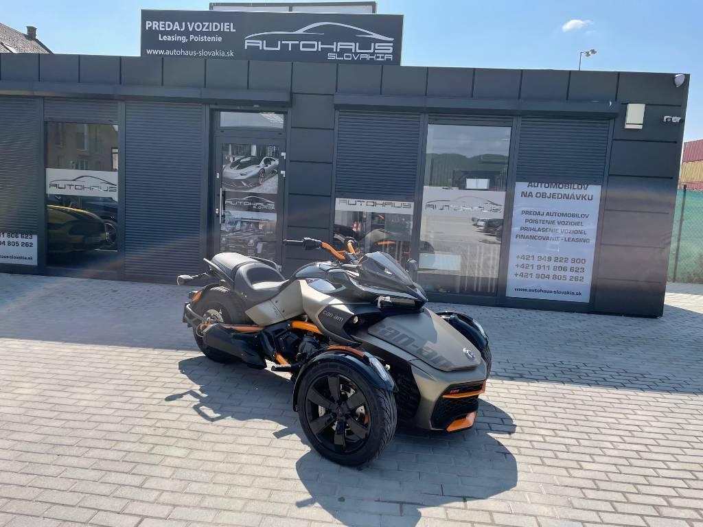 Can-Am Brp Spyder Can Am  F3S