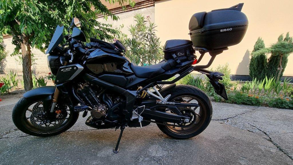 Predám Honda CB 650 R