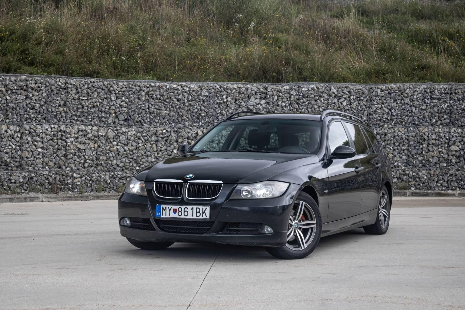 BMW Rad 3 320 d 163k A/T