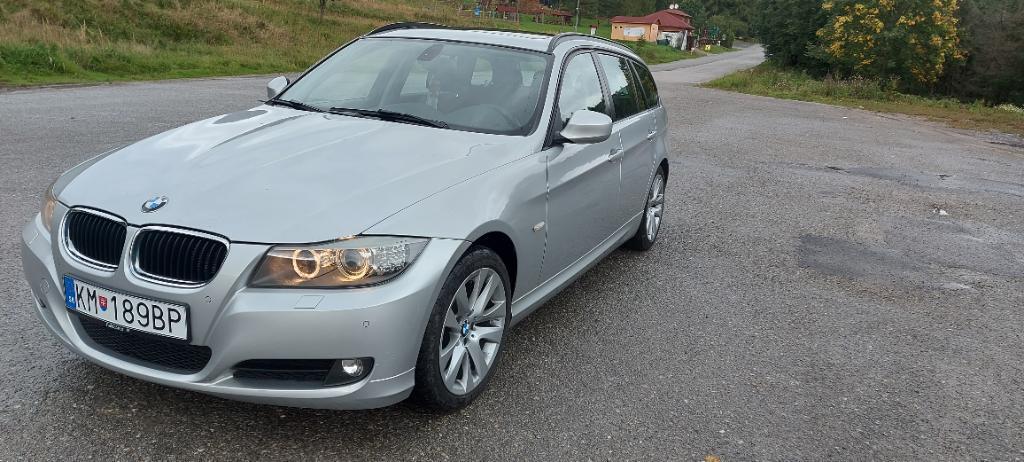 BMW rad 3 Touring 318d Touring