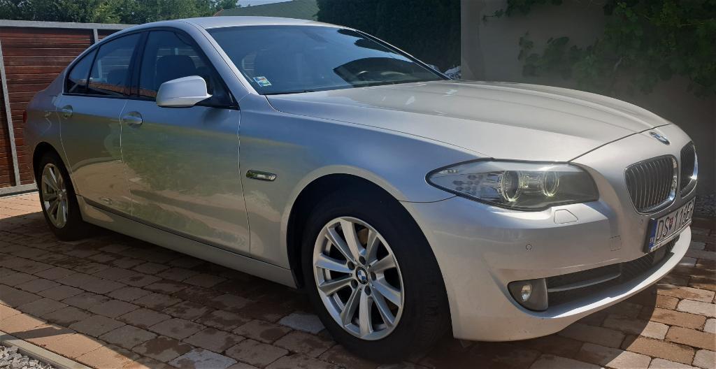BMW rad 5 BMW RAD 5 520D (F10)