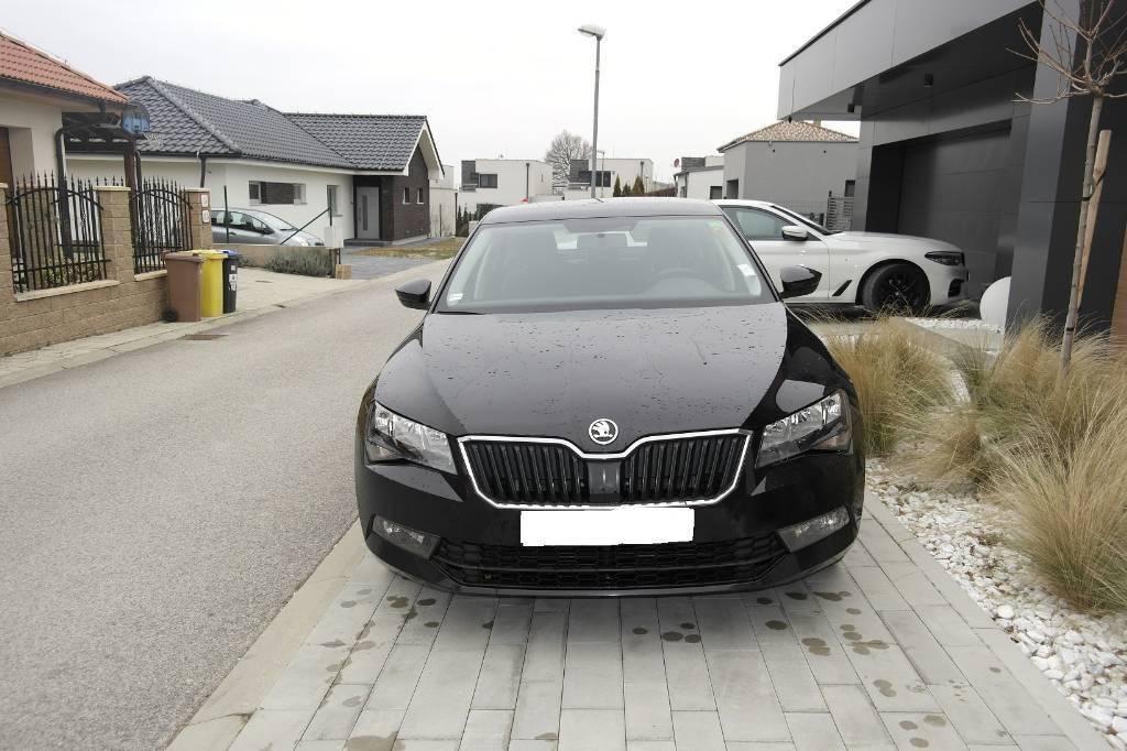 Škoda Superb 1.6 TDI Active
