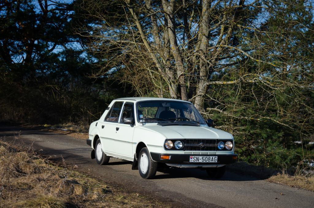 Škoda 120 120 LS