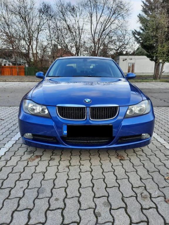BMW rad 3 318 d