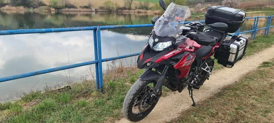 BENELLI TRK 502 X Adventure MY2019