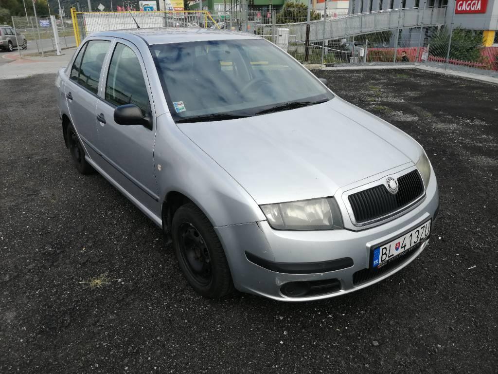 Škoda Fabia 1.2 12V Classic