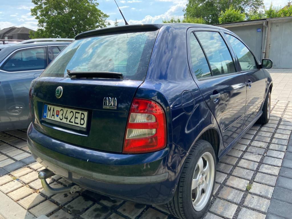 Škoda Fabia 1.4 Classic