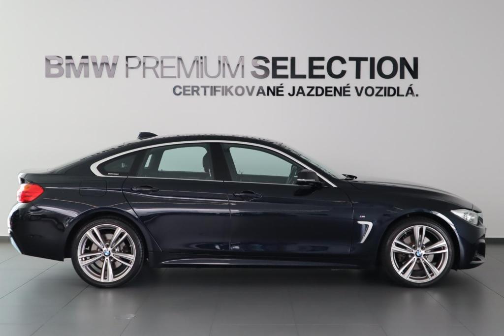 BMW rad 4 Gran Coupé 430 d xDrive M Sport (F36)