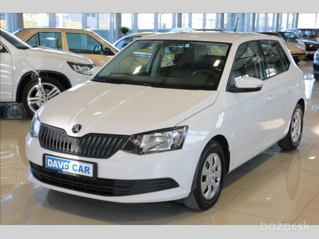 Škoda Fabia 1, 4 TDI Klima CZ 1.Maj Serv.Kn