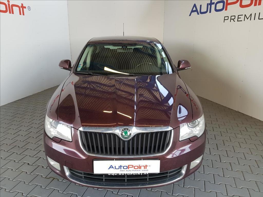 Škoda Superb 2, 0   TDi Elegance