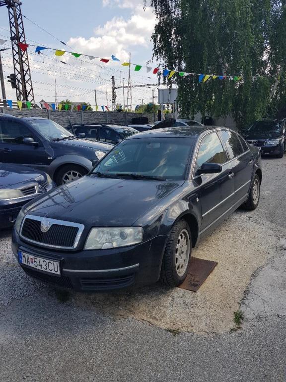Škoda Superb 1.9 TDI Elegance