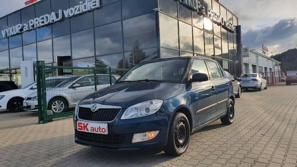 Škoda Fabia 1.2 TSI 105k Elegance