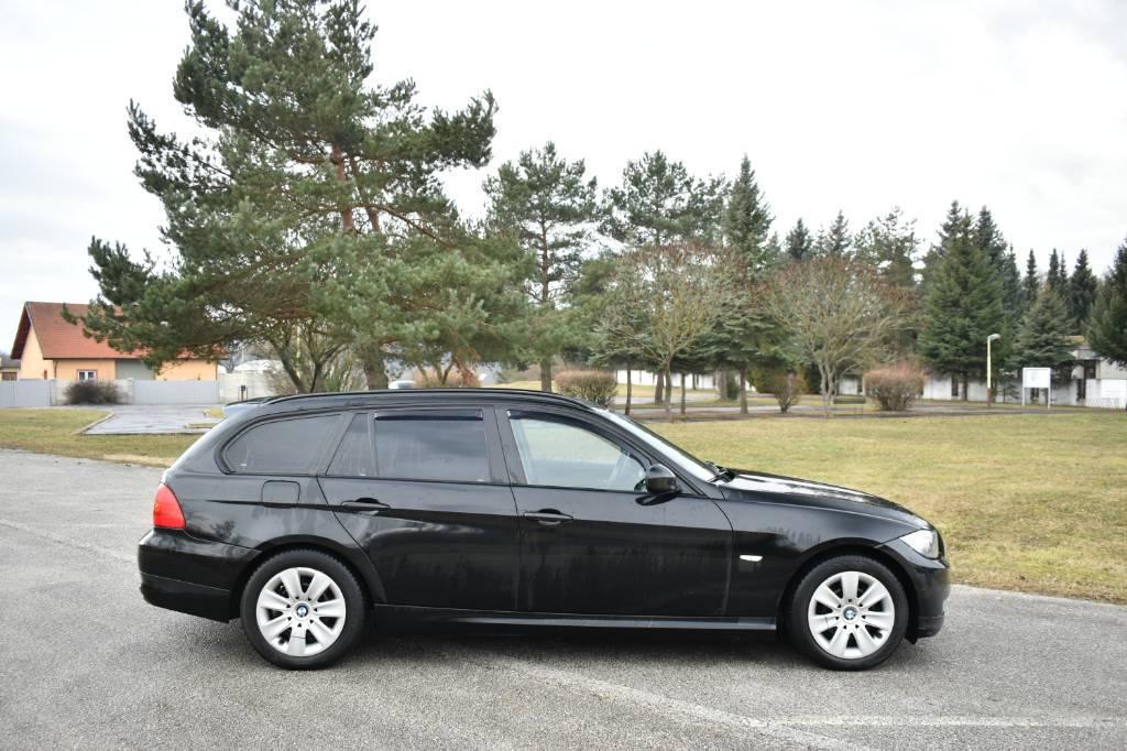 BMW Rad 3 Touring 318d