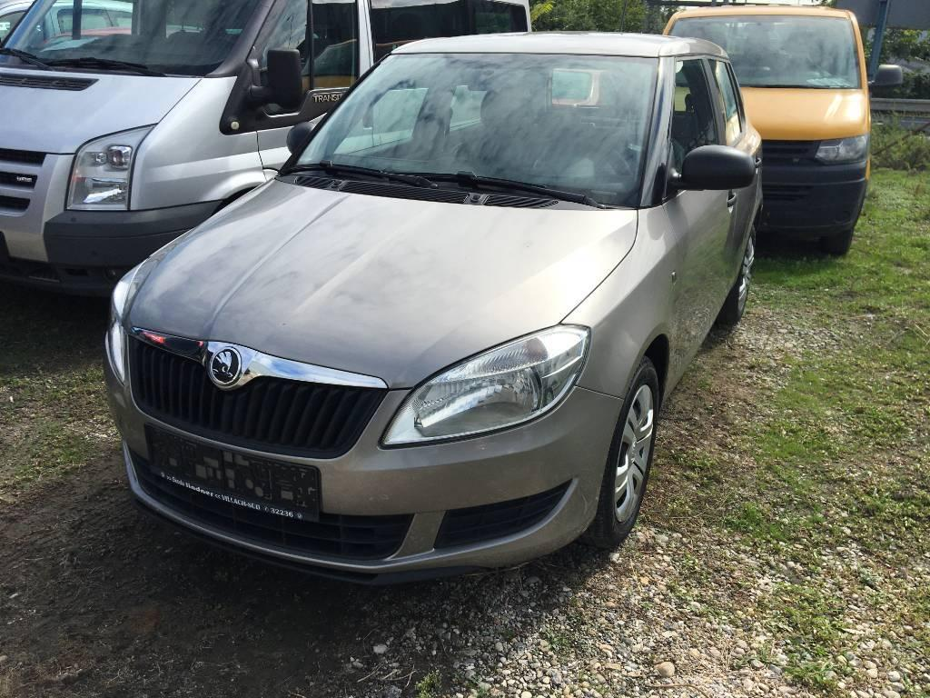 Škoda Fabia 1.2 HTP Active