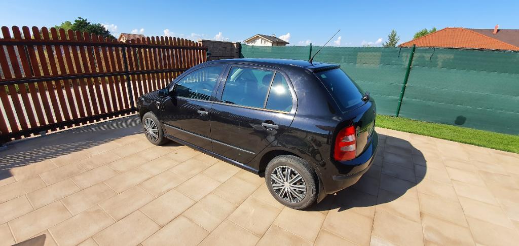 Škoda Fabia 1.2 HTP Attractive