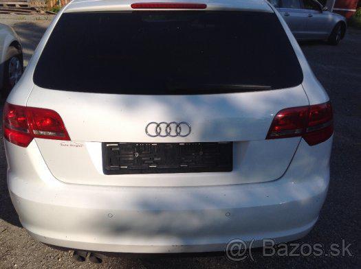 Audi A3 1.9tdi sportback havarovane ... 2f508d5497a