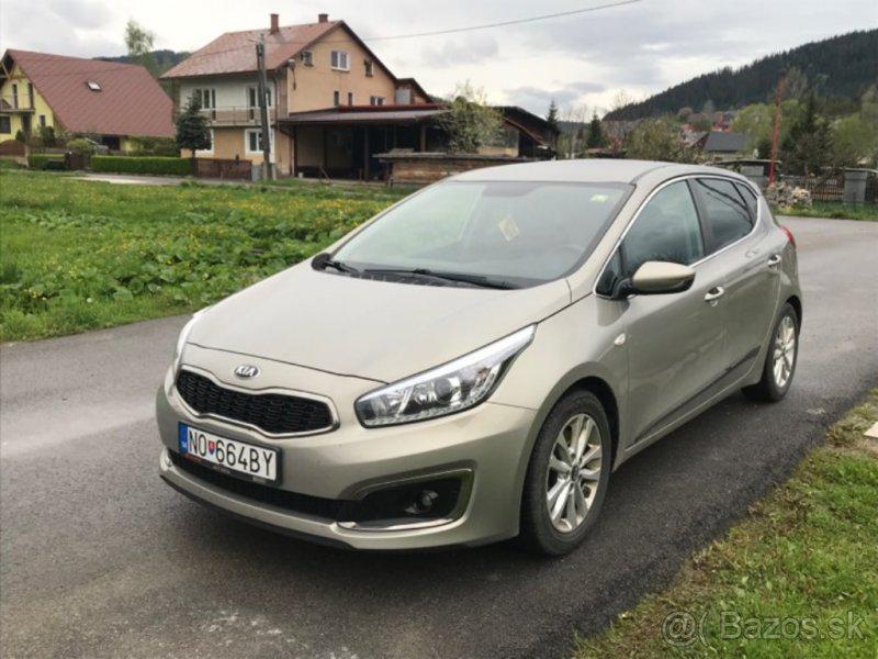 98a9766b9 Predám auto kia ceed | Inzerát - Sego.sk