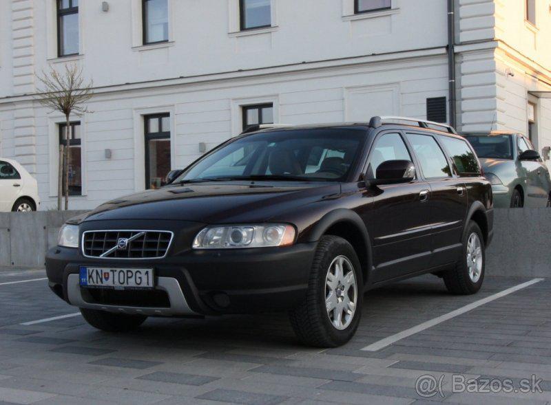 38c642199 PREDÁM VOLVO XC70 D5 AWD 2007. +9 fotky k inzerátu. overenie vozidla sk ...