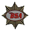 Logo B.S.A.