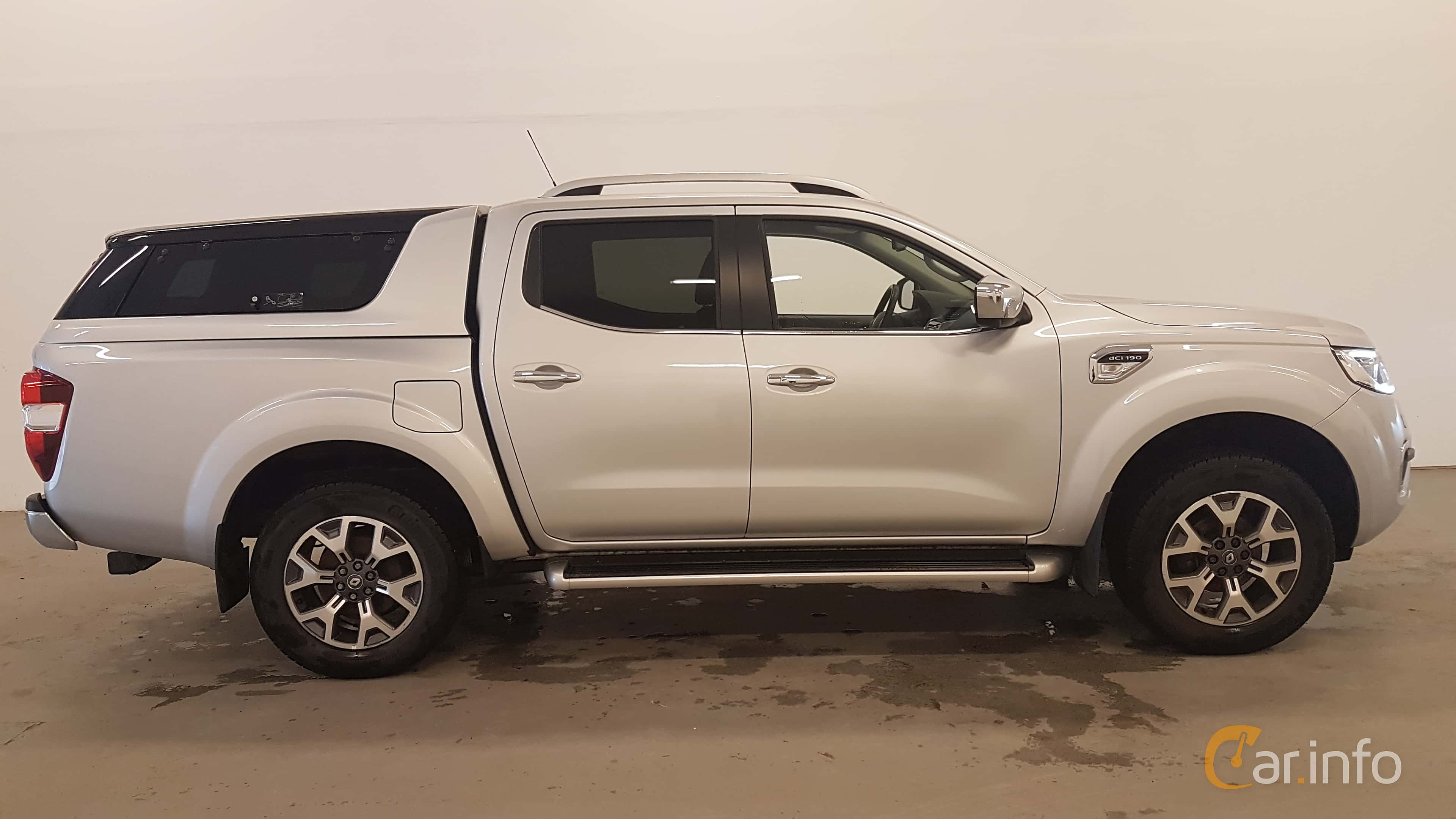 Renault Alaskan 1st Generation 2.3 dCi 4WD Automatic, 7-speed