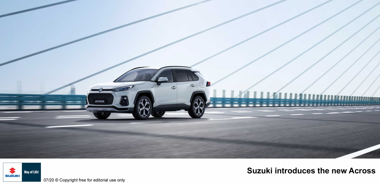 Suzuki Across 2.5 AWD ECVT, 306hp, 2021