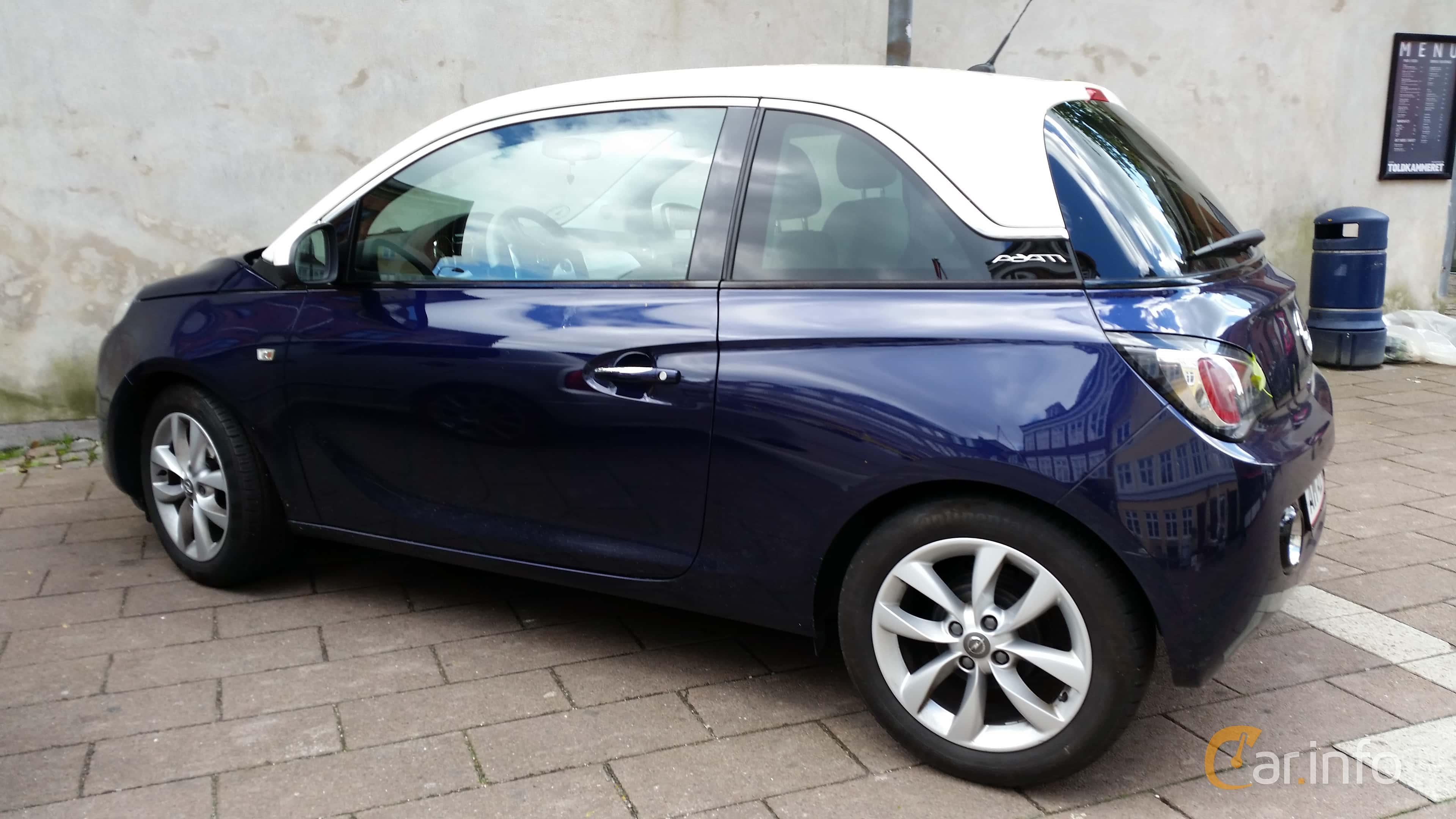 Opel Adam 1.2 Manual, 70hp, 2013