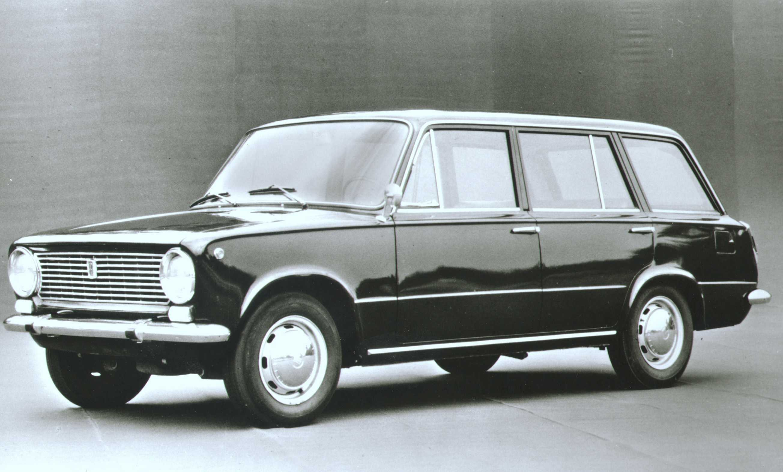 Fiat 124 Station Wagon 1.2 Manual, 60hp, 1966